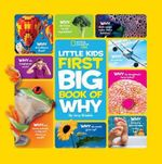 Big Book of Why : All Your Questions Answered Plus Games, Recipes, Crafts & More! - Susan H. Magsamen