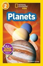 National Geographic Readers : Planets - Laura Marsh