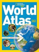National Geographic Kids World Atlas - National Geographic