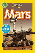 Mars : National Geographic Kids: Level 3 (Paperback) - Professor of History Elizabeth Carney