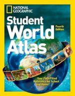 National Geographic Kids Student Atlas of the World - National Geographic Kids
