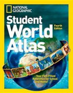 National Geographic Student World Atlas - National Geographic Kids