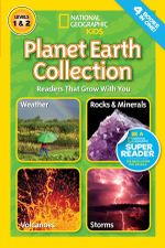 Planet Earth Collection : Readers That Grow with You - National Geographic Kids