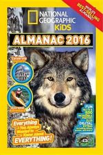 National Geographic Kids Almanac 2016 - National Geographic Kids