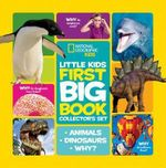 Little Kids First Big Book Collector's Set - National Geographic Kids