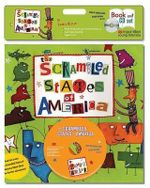 The Scrambled States of America (Book & CD Set) - Laurie Keller