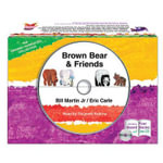 Brown Bear & Friends - Bill Martin Jr