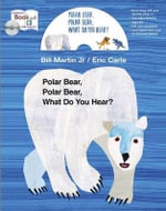 Polar Bear Book and CD Storytime Set - Bill Martin, Jr.