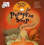 Pumpkin Soup - with CD - Professor of English Language and Literature Helen Cooper