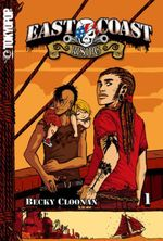 East Coast Rising #1 - Becky Cloonan