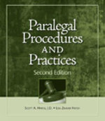 Paralegal Procedures and Practices - Scott Hatch