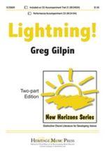 Lightning! - Greg Gilpin