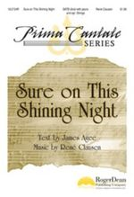 Sure on This Shining Night : No. 1 from