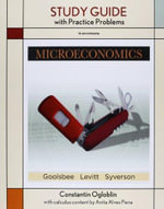 Study Guide for Microeconomics - University Austan Goolsbee