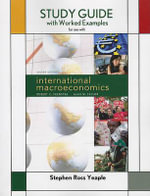 Study Guide for International Macroeconomics - Robert C Taylor Feenstra