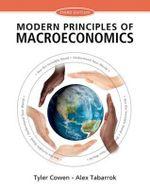 Modern Principles of Macroeconomics - Tyler Cowen