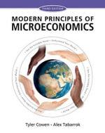Modern Principles of Microeconomics - Tyler Cowen