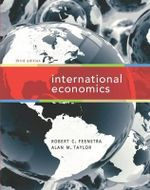 International Economics - Robert Christopher Feenstra