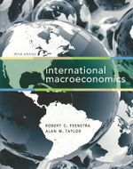 International Macroeconomics - Robert C. Feenstra