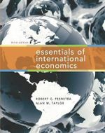 Essentials of International Economics - Robert C. Feenstra
