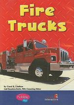 Fire Trucks : Pebble Plus: Mighty Machines - Carol K Lindeen
