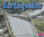 Earthquakes : Pebble Plus: Earth in Action - Mari C Schuh