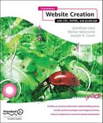 Foundation Website Creation with CSS,XHTML,and JavaScript : Design with CSS, XHTML, and AJAX - Jonathan Lane