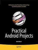 Practical Android Projects : APRESS - Lucas Jordan