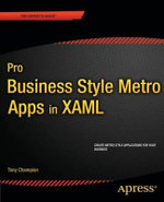 Pro Windows 8 Apps for Business in XAML - Tony Champion