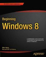 Beginning Windows 8 - Mike Halsey