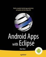Android Apps with Eclipse - Onur Cinar