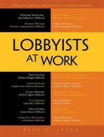 Lobbyists at Work : The Role of Religious Coalitions in the Political ... - Beth L. Leech