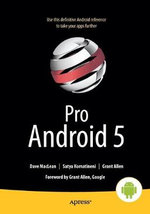 Pro Android 2015 - Dave MacLean
