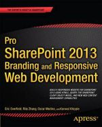 Pro Sharepoint 2013 Responsive Web Development - Chris Beckett
