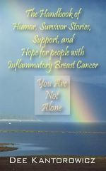 The Handbook of Humor, Survivor Stories, Support, and Hope for People with Inflammatory Breast Cancer : You Are Not Alone - Dee Kantorowicz