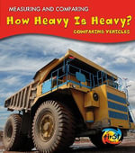 How Heavy Is Heavy? : Comparing Vehicles - Victoria Parker
