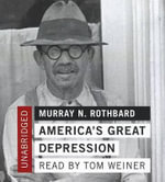 America's Great Depression - Murray N Rothbard