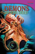 Demons of the Deep (Library Bound) - Tim Bradley