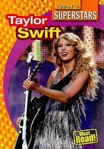 Taylor Swift : Today's Superstars (Paper) - Barbara M Linde