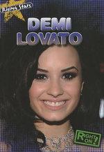 Demi Lovato : Rising Stars (Paperback) - Kristen Rajczak