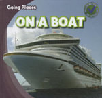 On a Boat : Going Places - Robert M Hamilton