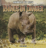 Rhinos in Danger : Animals at Risk - Lydia Snyder