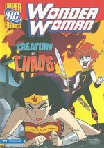 Wonder Woman : Creature of Chaos - Sarah Hines Stephens