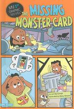 The Missing Monster Card - Lori Mortensen