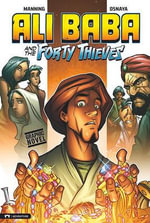 Ali Baba and the Forty Thieves : Graphic Revolve (Library Binding) - Matthew K Manning