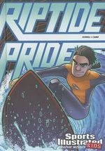 Riptide Pride : Sports Illustrated Kids Graphic Novels (Library) - Brandon Terrell