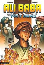 Ali Baba and the Forty Thieves : Graphic Fiction: Graphic Revolve - Matthew K. Manning
