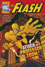Attack of Professor Zoom! : The Flash - Matthew Manning