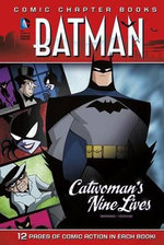 Catwoman's Nine Lives - Matthew K Manning