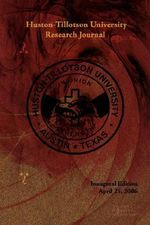 Huston-Tillotson University Research Journal - Huston-Tillotson University